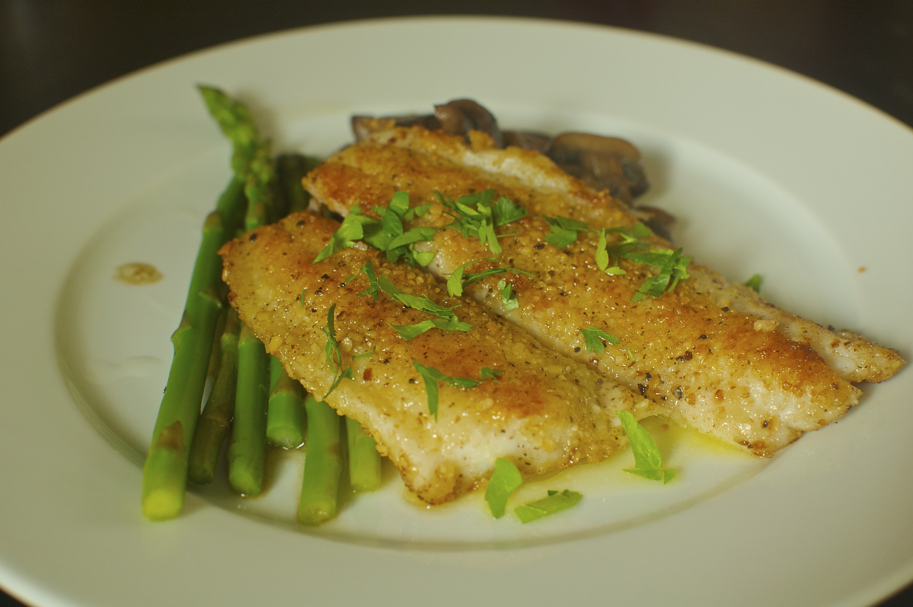 Passover sole la meuni re nosherium for Sole fish recipes