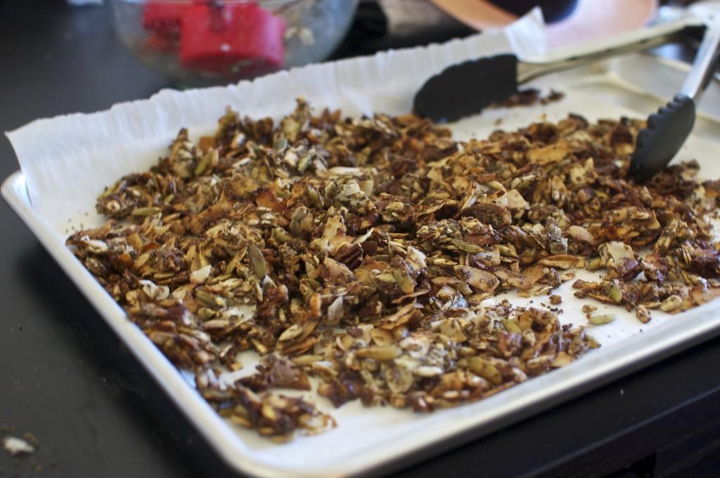 Paleo Passover Granola