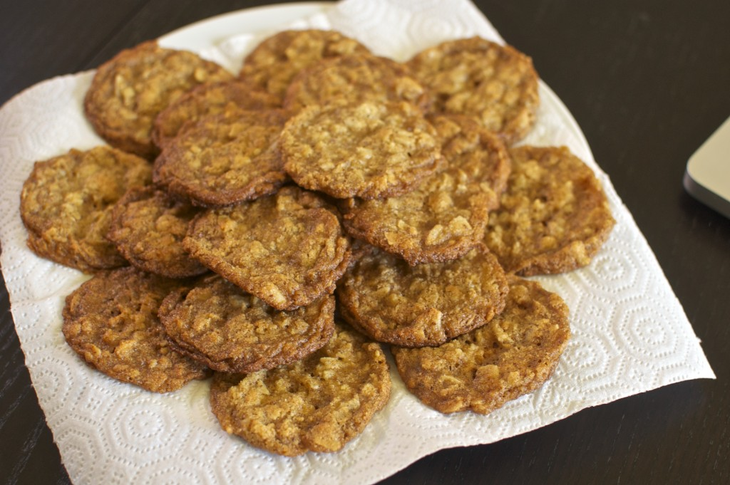 Flourless Coconut Cookies
