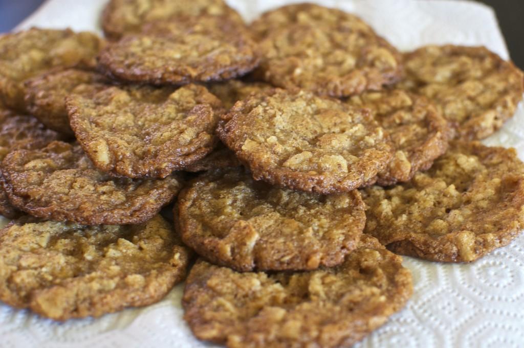 Passover Coconut Cookies