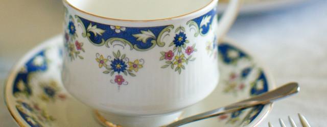 Nosherium Afternoon Tea Week Teacup
