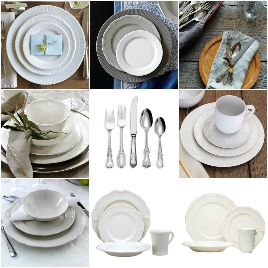 Nosherium Mismatch Dinnerware