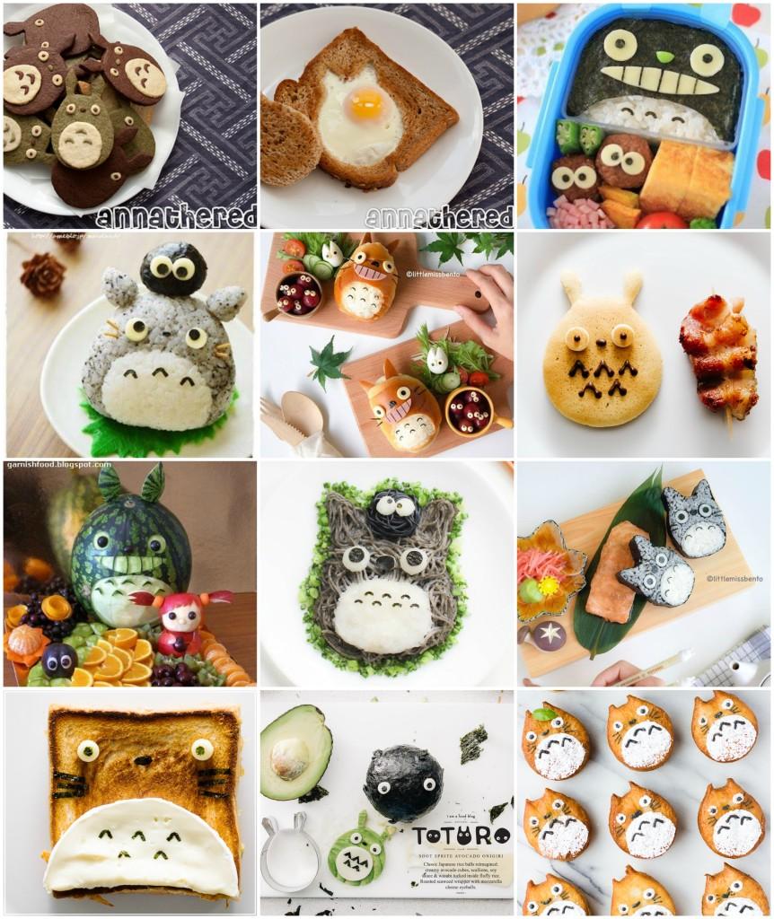Totoro Round Up