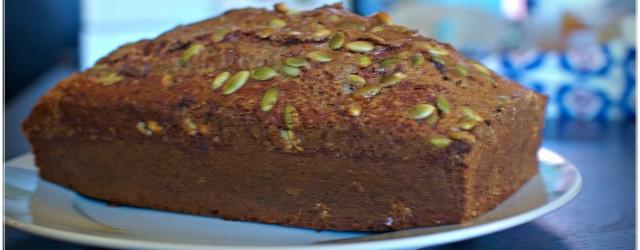 Nosherium Pumpkin Bread Cover