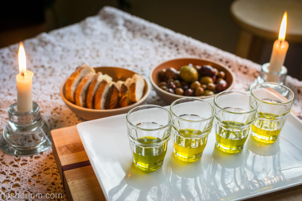 Nosherium Hanukkah Olive Oil Tasting Party (4 of 6)