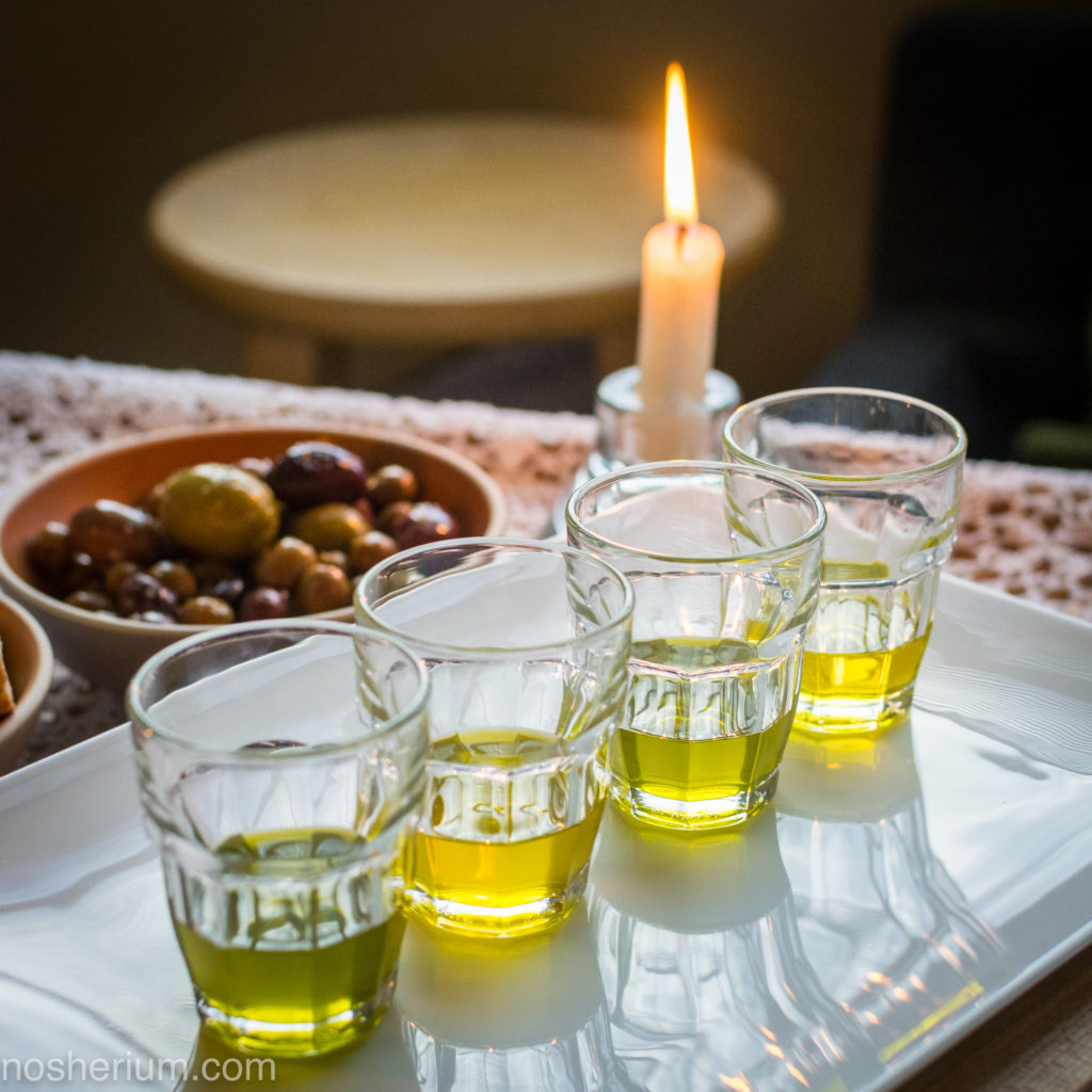 Nosherium Hanukkah Olive Oil Tasting Party (5 of 6)