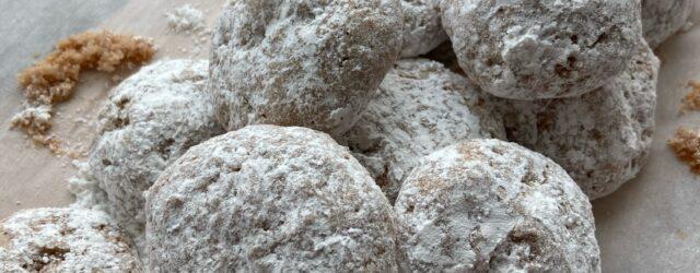 Nosherium Passover 2021 Roundup Gluten free cinnamon almond cookies
